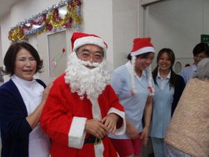 桃崎病院 クリスマス会