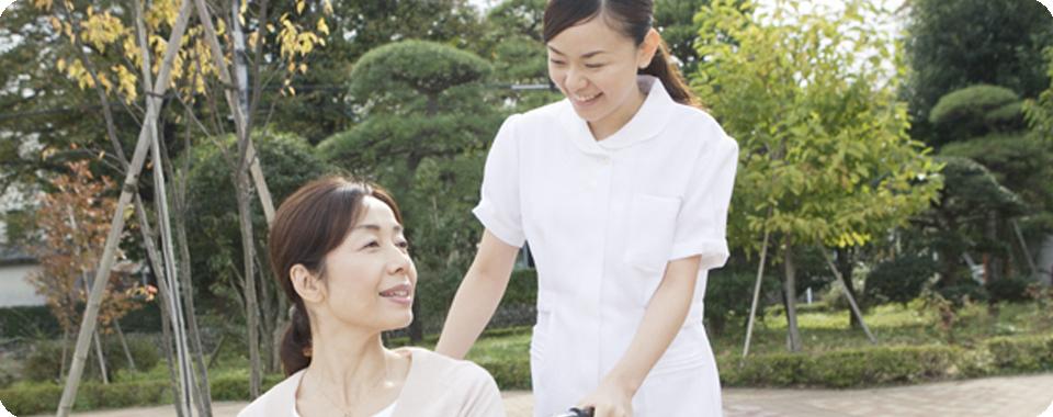 下関 桃崎病院 患者さまの笑顔を大切ます。
