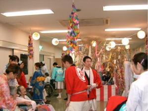 下関 夏祭り ももさき病院